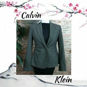 New Calvin Klein Blazer Coat